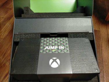 マジで売ってねえ…xbox series Xを買えたので開封レビューとその魅力を紹介